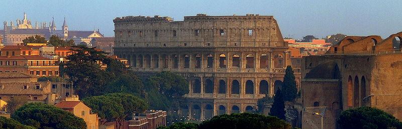 Lazio| Rom: sevärdheter- Colosseum