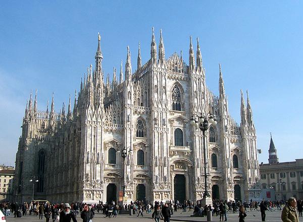 Italien | Milano: il Duomo di Milano (domkyrkan)
